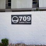 Provo Address Signs Lamar Oaks Address Sign 150x150
